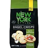 New York Style Bagel Crisps, Garlic Parmesan, 7.2