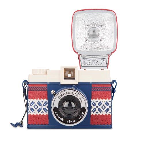 Lomography Diana F Medium Format Camera With Flash - 4