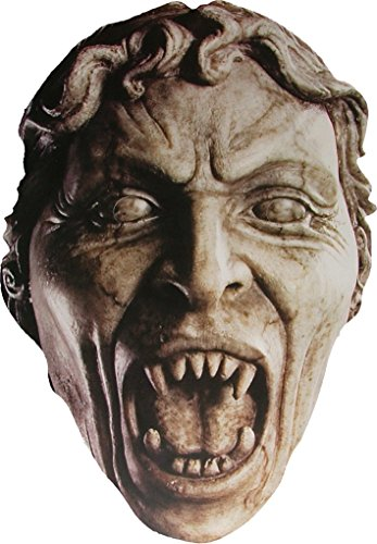 Doctor Who - Weeping Angel - Card Face Mask]()