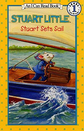 Download Stuart Sets Sail (I Can Read!) pdf epub