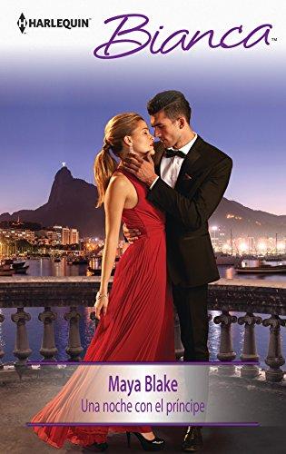 Una noche con el príncipe (Bianca) (Spanish Edition) by [Blake,