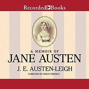 A Memoir of Jane Austen Audiobook