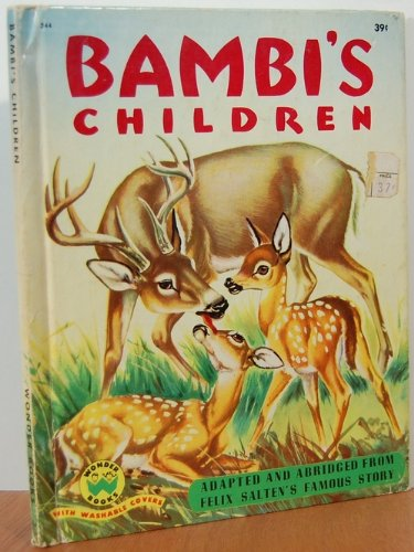 Bambi's Children: Adapted and Abridged from Felix Salten's Famous Story., Felix Salten