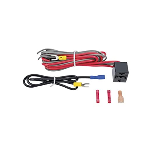 Amazon Com Wolo Horn Wiring Kit Mcwk 2 Automotive