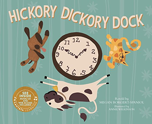 Hickory Dickory Dock (Sing-Along Songs)