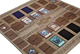 Yu-gi-oh Arc-v Card Rubber Play Mat Egypt mural style Type (For Competition) Pendulum Zone Yes! 60 ?60cm Size 2mm by TOY-GTO