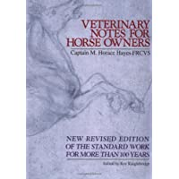 Veterinary Notes for Horse Owners R