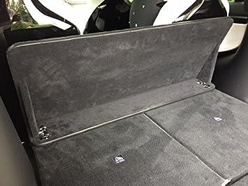 Rcs Systeme St001 Trunk Shield Tesla Model X Schwarz Auto