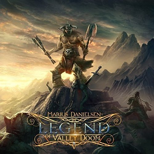 Marius Danielsen - Legend Of Valley Doom