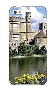Premium Iphone 5c Case - Protective Skin - High Quality For Leeds Castle Kent England