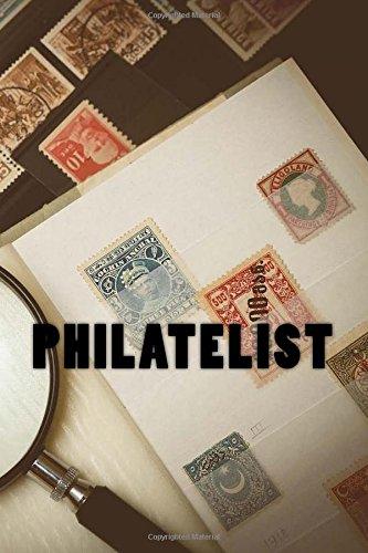 Philatelist journal / notebook [Wild Pages Press] (Tapa Blanda)