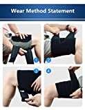 ChinFun Adjustable Thigh Brace Medical Quadriceps