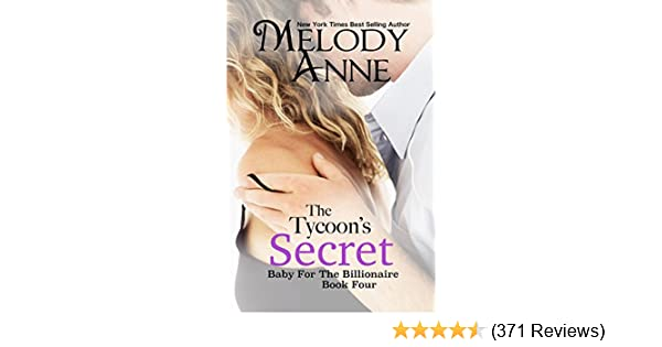 The Tycoons Secret Baby For The Billionaire Book 4 Kindle