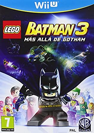 LEGO: Batman 3. Más Allá De Gotham: Amazon.es: Videojuegos