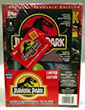 Jurassic Park Collector's Pack Limited Edition 1993 Comic, Book & Movie Cards (Jurassic Park)