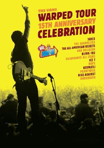 Vans Warped Tour 15th Anniversary Celebration (Blu-ray Disc) 890039001440