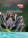 Arácnidos Increíbles, John Townsend, 1410930653