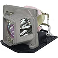 AuraBeam Professional Optoma SP.8NV01GC01 Projector Replacement Lamp with Housing (Powered by Philips)