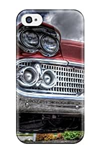 Cody Elizabeth Weaver Case Cover For Iphone 4/4s - Retailer Packaging Hdr Old Car Download Desktop And Protective Case by mcsharks