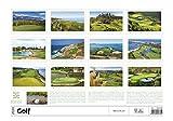 Golf Calendar - Calendars 2019 - 2020 Wall Calendar - Golf Courses Calendar - Links Calendar - Golf Course Calendar - Photo Calendar - Sports Calendar By Helma
