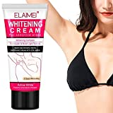 Whitening Cream Natural Underarm Lightening & Brightening Deodorant Cream Armpit Whitening Body Creams Underarm Repair Between Legs Knees Private Part