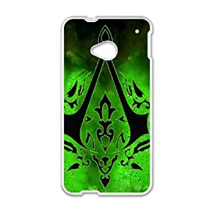 HTC One M7 Phone Case Assassin's Creed 18C13543