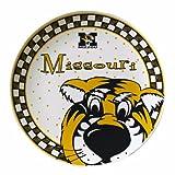 The Memory Company NCAA Missouri Gameday Ceramic Plate
