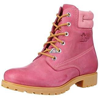 Panama Jack Women's Panama 03 Colours Combat Boots, Pink (Fucsia B2), 6 UK 3