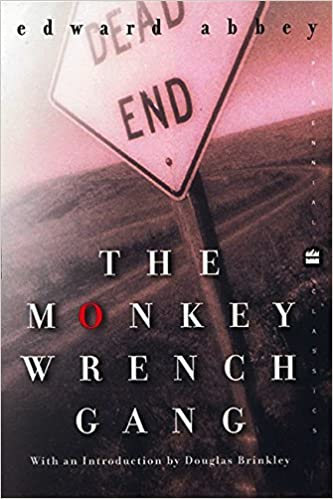 monkey wrench gang character analysis