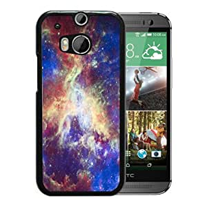 Popular Custom Designed Case For HTC ONE M8 With Tarantula Nebula Black Phone Case