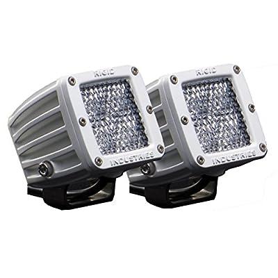 Rigid Industries M-Series-Dually LED Pair-60 Degree Lens