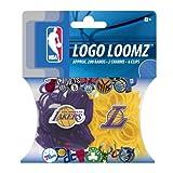 NBA Los Angeles Lakers Logo Loomz Pack