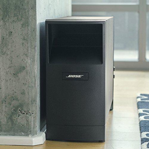 Bose Acoustimass 10 Series V Home Theater Speaker System, Black