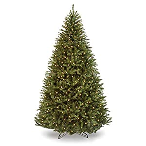 Best Choice Products 7.5ft Premium Pre-Lit Hinged Douglas Full Fir Artificial Christmas Tree Holiday Decoration w/ 2254 Branch Tips, 700 Warm White Lights, Easy Assembly, Foldable Metal Stand - Green 53