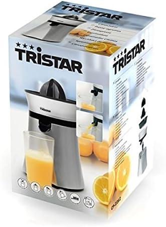 Exprimidor Tristar CP-2262 – Tapa transparente incluida – Dos ...