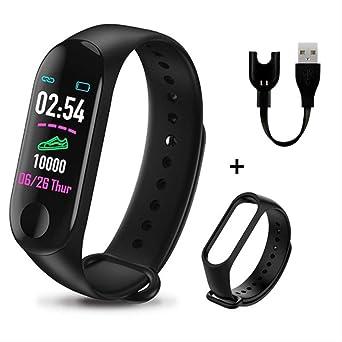 LYSRSM Waterproof Smart Watch Bluetooth Watch Wristband Fitness ...