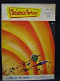 img - for SCIENCE FANTASY VOL. 10 NO. 28 1958 book / textbook / text book