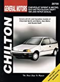 Chevrolet Metro/Sprint/Swift, 1985-00 (Haynes Repair Manuals)