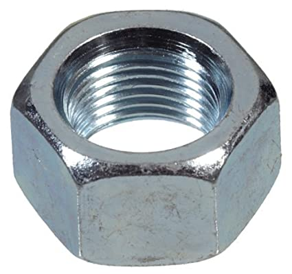 The Hillman Group 3857 5//8-11 Finished Hex Nuts Zinc Plated 6-Pack