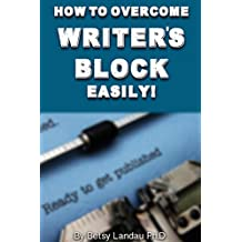 How to overcome writer's block, easily