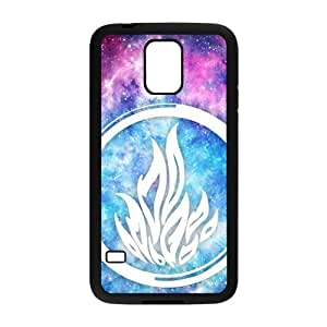 The Blue Fire Cell Phone Case for Samsung Galaxy S5