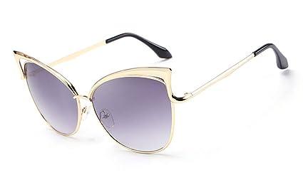 Midsy Cat Eye Gafas de sol claras, gafas de sol, chicas ...