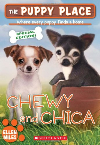Mix Uk Limited Edition (The Puppy Place Special Edition: Chewy and Chica)