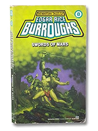 book cover of Swords of Mars