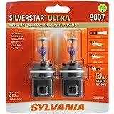 94 f150 headlight bulb - SYLVANIA 9007 SilverStar Ultra High Performance Halogen Headlight Bulb, (Contains 2 Bulbs)