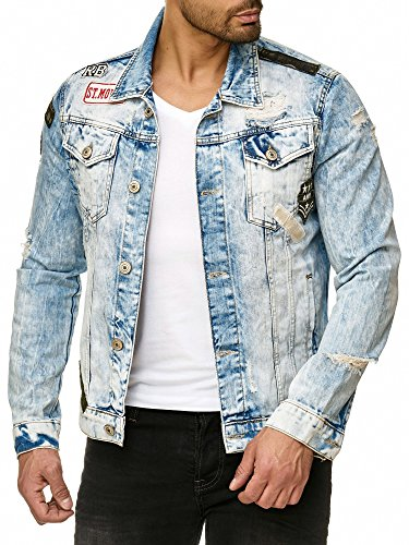 Redbridge Red Bridge - Chaqueta - para Hombre Azul