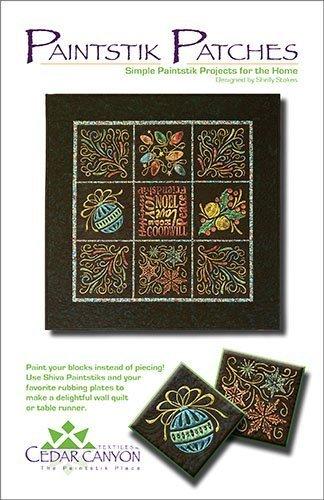 (Cedar Canyon Textiles Paintstik Patches CCT-506 by Cedar Canyon Textiles)