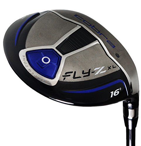Cobra Men's Fly-Z XL Golf Fairway Wood, Right Hand, Graphite, Stiff, 16-Degree