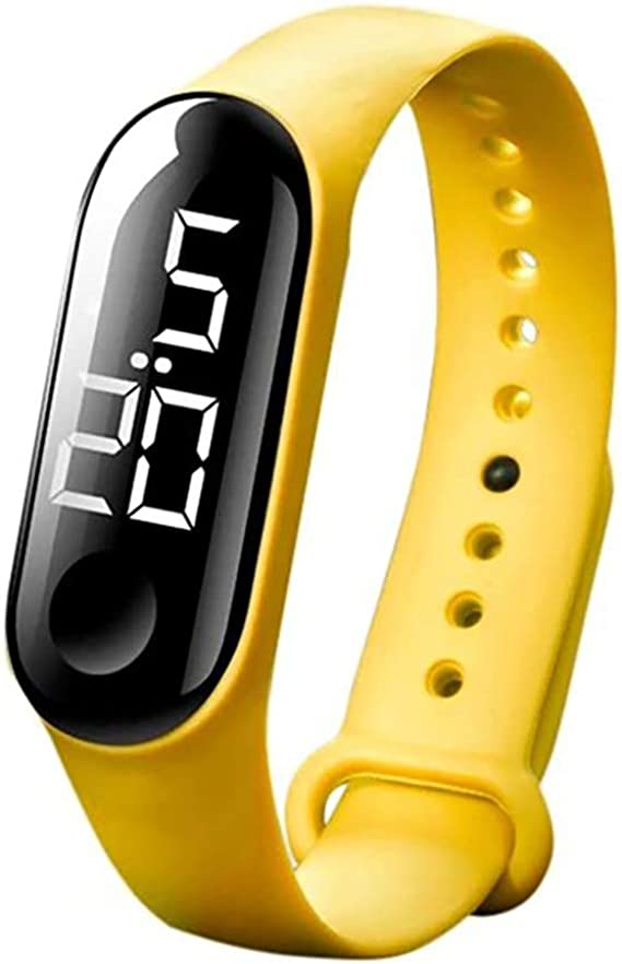 Reloj Digital Deportivo táctil e Impermeable para Hombres y ...