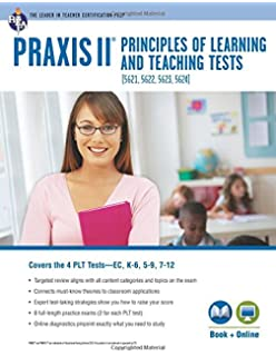 Cliffsnotes Praxis Ii Principles Of Learning Andteaching Second